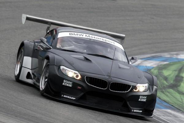 BMW Z4 GTE 2013 test