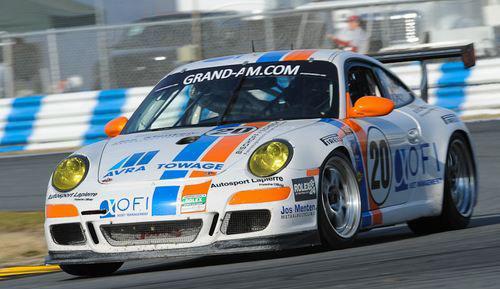 DAYTONA 2009 Porsche Lapierre