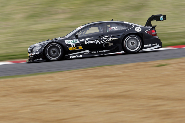 Round 3 of the 2012 DTM.