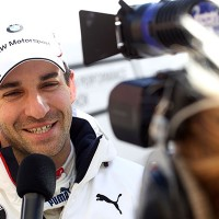DTM TIMO GLOCK signe chez BMW pour 2013 Photo MBMW Media