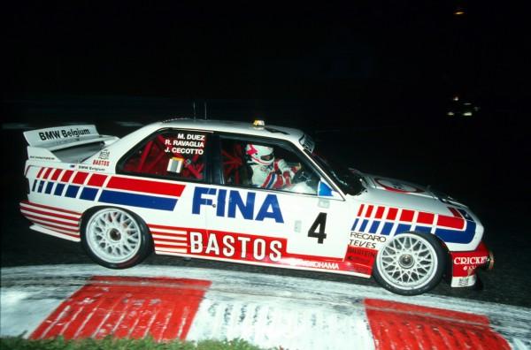 DUEZ 24H Francorchamps 1992 © Manfred GIET