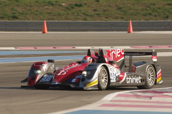 ELMS PAUL RICARD 2012 ORECA NISSAN 03 Team THIRIET by TDS POLE LMP2