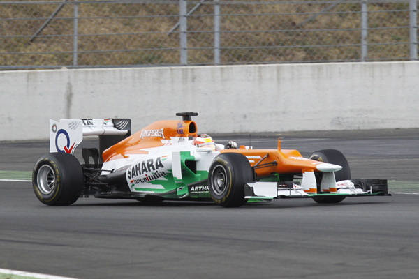 F1-MAGNY-COURS-2012-Test-rookie-JULES-BIANCHI-dans-la-FORCE-INDIA-Photo-Gilles-VITRY-autonewsinfo