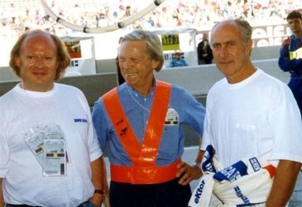 François Migault et Gilles Gaignault - 24 heures du Mans - Juin 1994