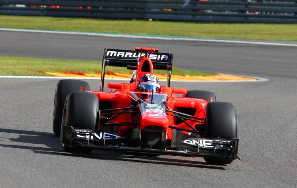 GLOCK Marussia aura été sa fin d'aventure en F-1 pour Timo GLOCK-© Manfred GIET pour autonewsinfo