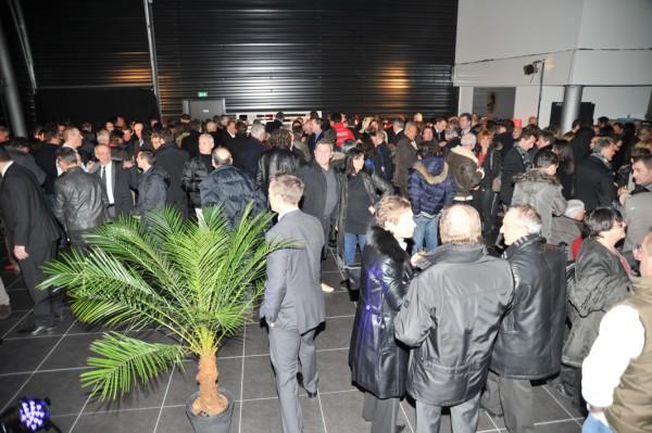 LAPIERRE Inauguration Concession MONTELIMAR 24 Janvier 2013 29