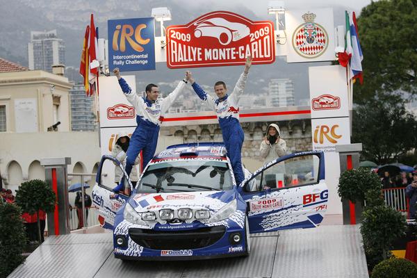 MOTORSPORT/IRC RALLYE MONTE CARLO