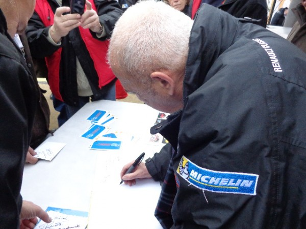 MONTE CARLO HISTORIQUE 2013 ANDRUET signe signe photo autonewsinfo