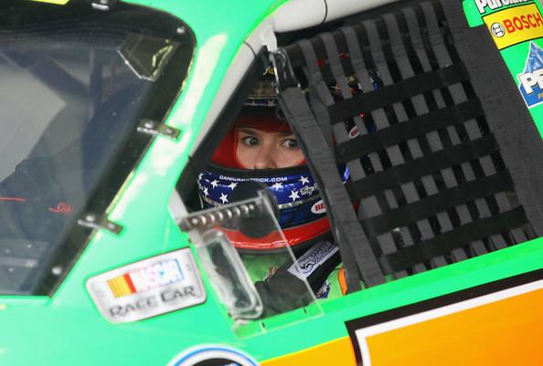 NASCAR  DANICA PATRICK 2012