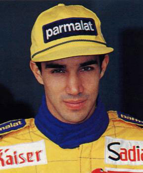 PEDRO DINIZ FORTI CORSE 1995 portrait