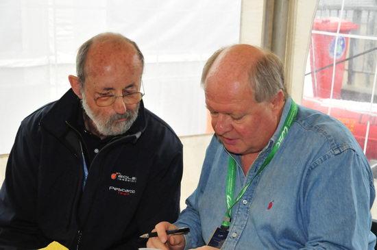 PESCAROLO et Gilles Gaignault SPA 2012