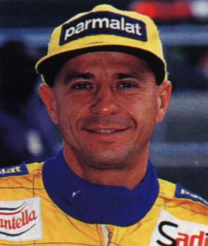 ROBERTO MORENO FORTI CORSE 1995 Portrait