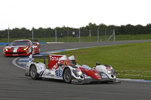 AUTO - ELMS 6 HEURES DE DONINGTON 2012