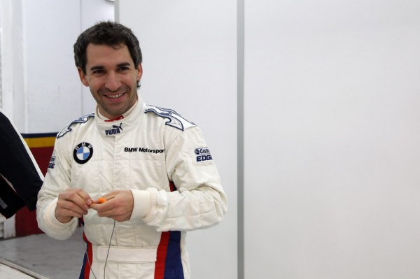 TIMO GLOCK 24 Janvier 2013 Essai BMW a VAENCE