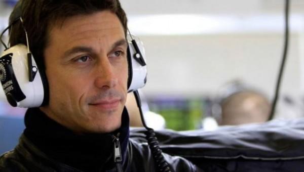TOTO WOLFF nouveau patron de MERCEDES Motorsport