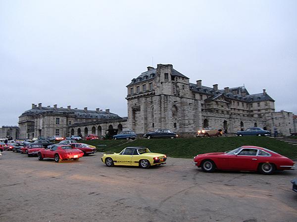 TRAVERSEE DE PARIS 6 JANVIER 2013 E photo Gilles VITRY autonewsinfo