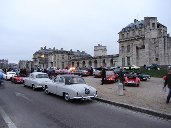 TRAVERSEE DE PARIS 6 JANVIER 2013 K photo Gilles VITRY autonewsinfo