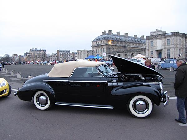 TRAVERSEE DE PARIS 6 JANVIER 2013 M photo Gilles VITRY autonewsinfo