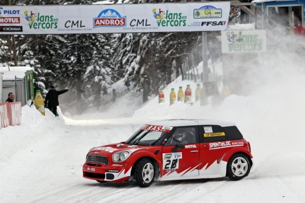Trophée Andros - Lans en Vercors.
