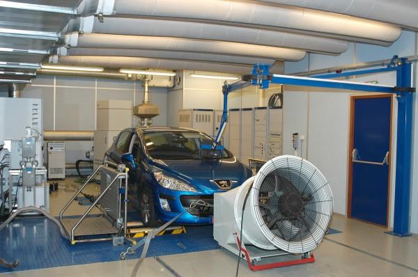 UTAC 13 Un laboratoire d'essais