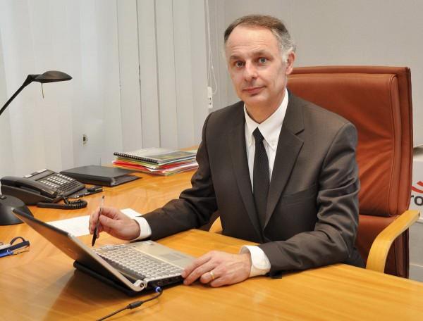 UTAC 3 Le Président Directeur général Laurent BENOIT Photo A Monnot autonewsinfo