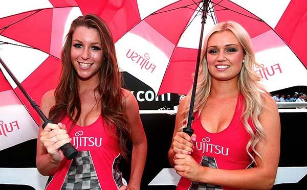 V8 SUPERCAR 2012  hotesse Team GRM A SYDNEY (1)