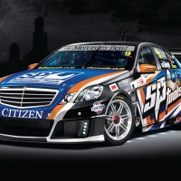 V8 SUPERCAR 2013 MERCEDES TEAM EREBUS MOTORSPORT (1)