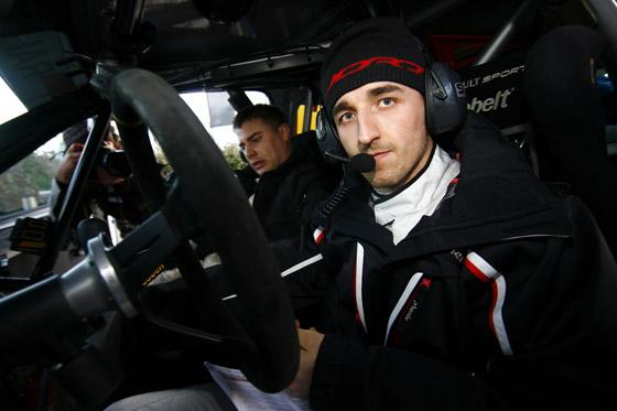 AUTO / IRC RALLYE MONTE-CARLO 2010