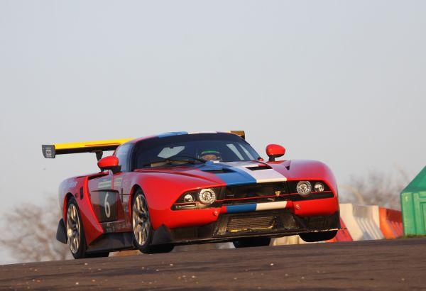VDS car aux 24 Heures de DUBAI 2013