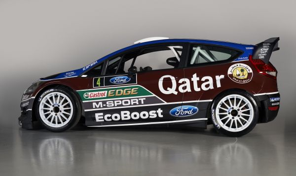 2013 Qatar M-Sport World Rally Team