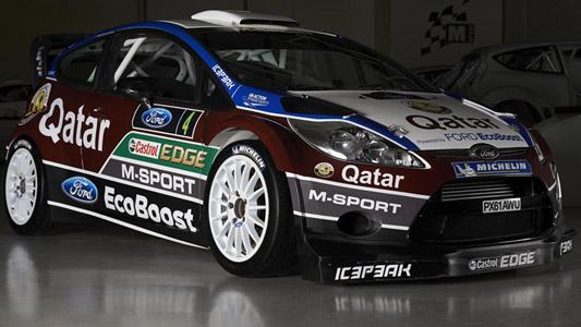 WRC 2013 FORD M SPORT presentation
