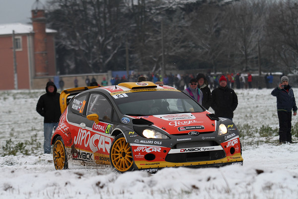 WRC 2013 MONTE CARLO FORD PROKOP Photo Jo LILLINI