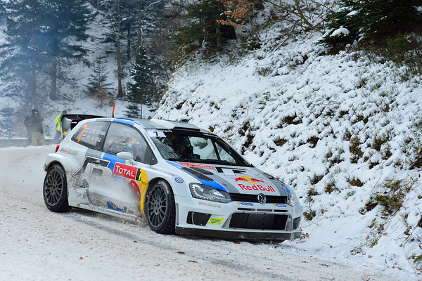 WRC 2013 MONTE CARLO JARI MATTI LATVALA POLO Photo Jo LILLINI