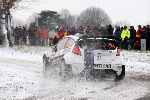 WRC 2013 MONTE CARLO MAURIN FORD Photo Jo LILLINI