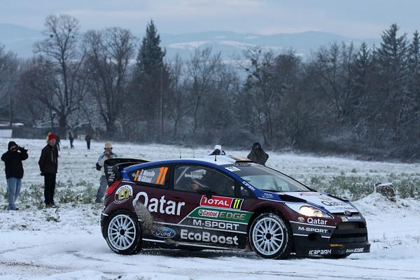 WRC 2013 MONTECARLO Shakedown FORD NEUVILLE photo Jo LILLLINI