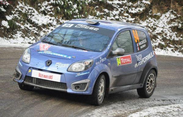 WRC 2013 TWINGO PANCIATICI