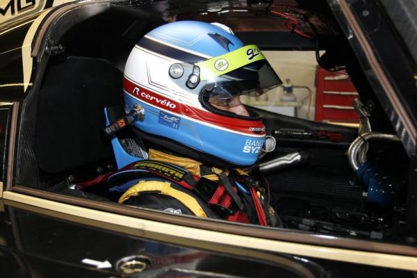 Nicolas Prost au 24 heures du Mans 2012.