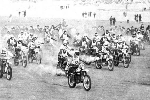 1976, JCO EST AU DEPÄRT
