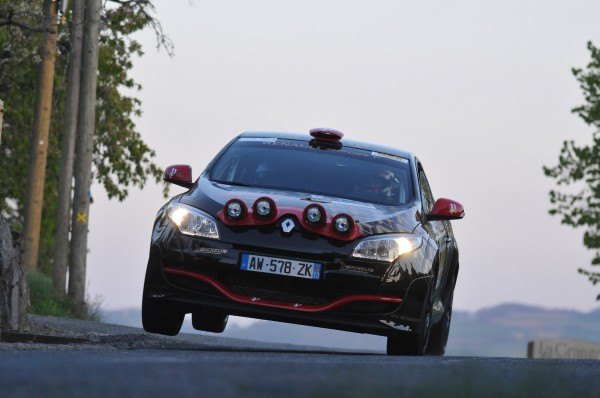 AUTO - RALLYE LYON CHARBONNIERES 2011