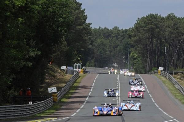 AUTO - LE MANS 24 HOURS 2011 - RACE