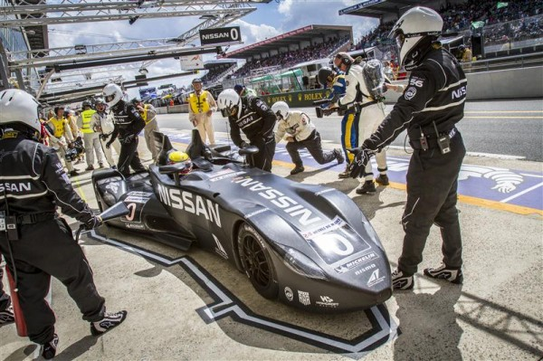 24 HEURES DU MANS 2012 DELTAWING STAND Photo autonewsinfo