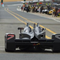 24 HEURES DU MANS 2012 DELTAWING ligne droite des stands Photo autonewsinfo