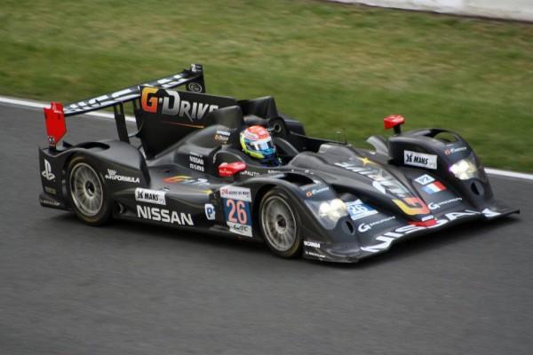 24 HEURES DU MANS 2012 Nelson Panciatici Signatech Nissan Num 26 Phoo Thierry COULIBALY autonewsinfo