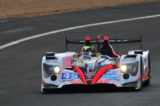 24 HEURES DU MANS 2012 ORECA TEAM PECOM Photo PATRICK MARTINOLI AUTONEWSINFO