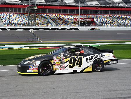 ARCA NASCAR DAYTONA JULIEN JOUSSE