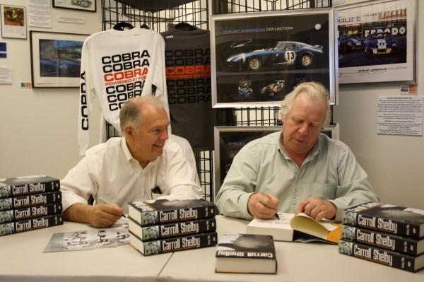 CARROLL SHELBY Livre Peter BROOK  et RINSEY MILLS