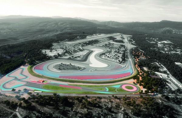 CIRCUIT PAUL RICARD Nouvelle piste DrivingCenter
