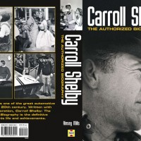 Carroll Shelby-The Authorized Biography La couverture du livre