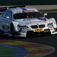 DTM 2013 BMW Test TIMO GLOCK  VALENCE 24 Janvier 2013