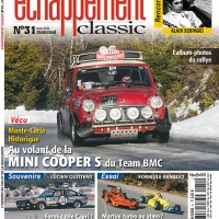 ECHAPPEMENT CLASSIC Mars 2013 couverture